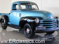 1953 Chevrolet, 3100 Pickup Split window