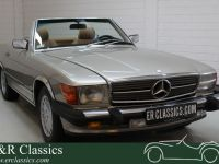 1986 Mercedes-Benz, 560SL automatic