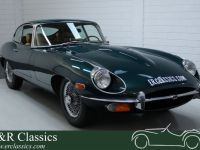 1969 Jaguar, E-Type S2 matching numbers not 2+2