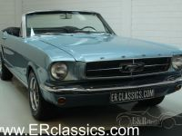 1965 Ford, Mustang A-code V8