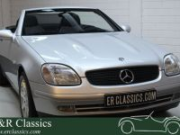 1997 Mercedes-Benz, SLK 230 only 14883 km