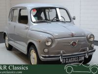 1967 Fiat, Seat 800 enlarged 600
