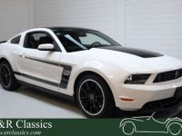 2012 Ford, Mustang Boss 302