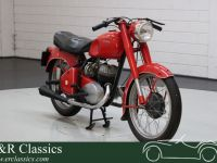 1953 Peugeot, 676Tc4 motorcycle in good condition